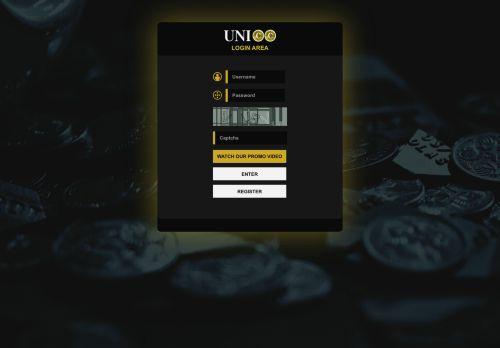 لقطة شاشة لموقع unicc - we work for your profit بتاريخ 18/06/2021 بواسطة دليل مواقع الدليل